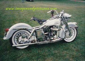 Harley Davidson Dragster...