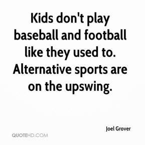 Steven Chu Sports Quotes