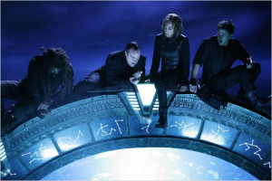 Stargate Atlantis : Bild David Hewlett, Jason Momoa, Joe Flanigan ...