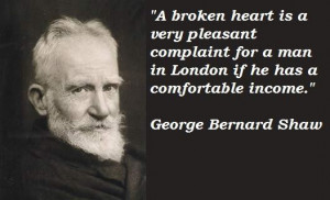 George bernard shaw famous quotes 1