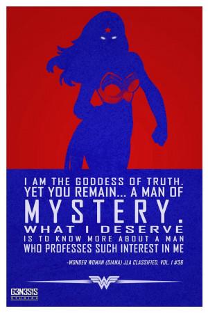 Wonder Woman Quotes