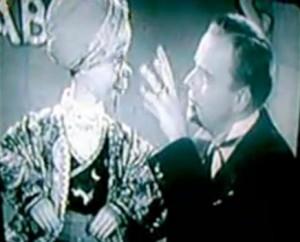 ... Edgar Bergen) in the movie You Can't Cheat an Honest Man (1939