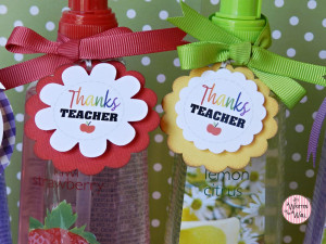 Super Simple Teacher Appreciation Gift & Packaging Ideas