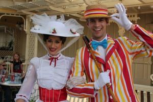 Fantasia - rosa - equipo Fantasia Anime por encargo Mary Poppins Bert ...