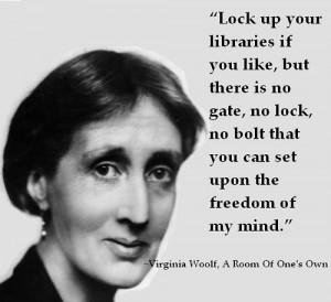 Categories: Virginia Woolf | Permalink .