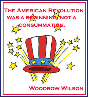 4th of July picture quote Wilson Sams hat