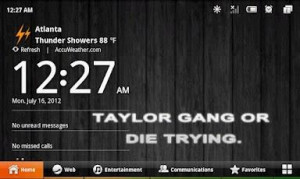 Taylor Gang Or... What?