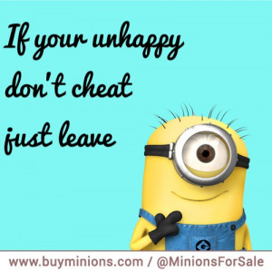 minions quotes dont cheat