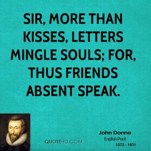 John Donne Quotes