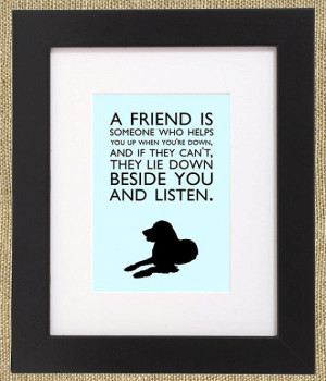 ... Dogs, Frames Prints, Dogs Best Friends Quotes, Quotes Frames, Dogs