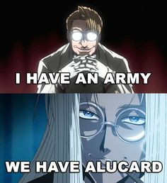 Pix For > Hellsing Ultimate Abridged Gif More