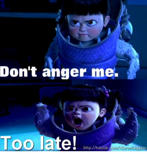 funny monsters inc pictures