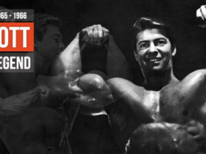 Larry Scott Facebook | Bodybuilding FB Covers | First Mr Olympia