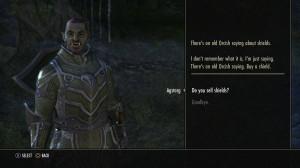 Favorite NPC one-liners? - Page 8 - Elder Scrolls Online