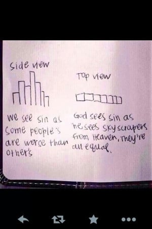 Great way to put it in perspective!