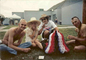 ... , Kat Bjelland, Les Claypool, Maynard James Keenan (Lollapalooza '93