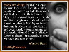 Drug Addiction Quotes, Quotes I M, Addicts Quotes, Drug Addiction ...