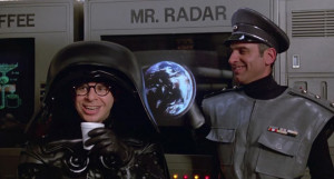 Spaceballs Dark Helmet Ludicrous Speed