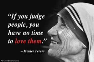 Top 10 Inspirational Mother Teresa Quotes