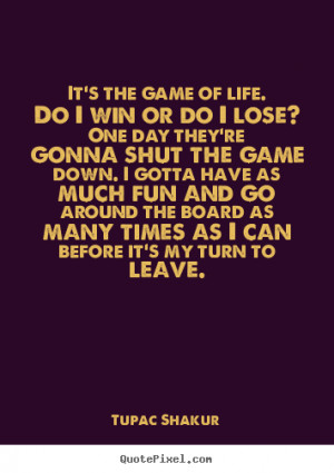 Quote Of The Day About Life