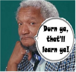 Quotes by Redd Foxx