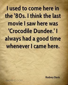Crocodile Dundee Quotes