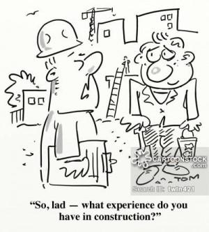 Building Construction cartoons, Building Construction cartoon, funny ...