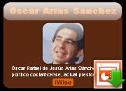 Oscar Arias Sanchez quotes