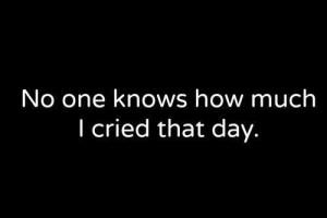 Im Broken Quotes I am, broken down and