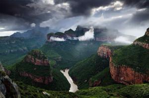 Blyde River Canyon | via kustom king
