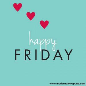 Happy Friday!! #TGIF #ModernCakesPune
