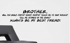 quotes about best friends like brothers