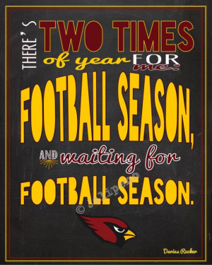 Arizona Cardinals Football Season Darius Rucker Quote INSTANT DOWNLOAD ...