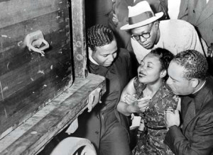 Today is the anniversary of the death of Emmett Till . This image was ...