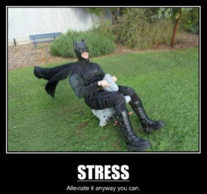 Stress Funny Picture