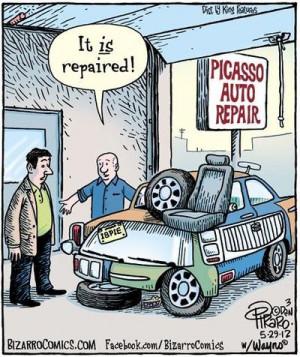 Picasso auto repair