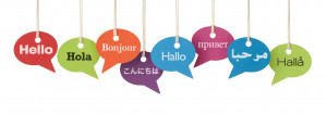Our network of professional translators work on many language ...