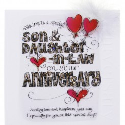 ... anniversary card tinklers wife anniversary card £ 2 89 add to cart