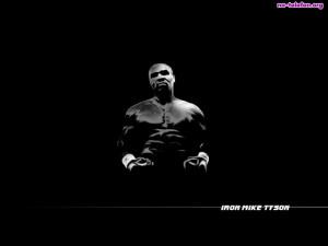 Iron Mike Tyson, Boks
