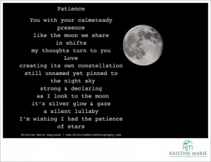 Tutorial on How to Photograph the Moon & a Poem | San Diego Wedding ...
