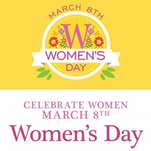 Happy Women's Day Facebook, Whatsapp Status and Quotes 2015