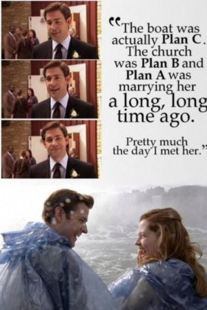 love like Jim & Pam's