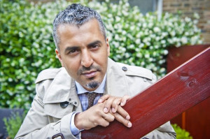 Maajid Nawaz founded the Quilliam Foundation, an anti-extremist think ...