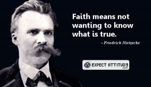 quote by Friedrich Nietzsche about atheism that says