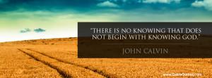 John Calvin Facebook Cover Photos