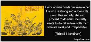 More Richard J. Needham Quotes