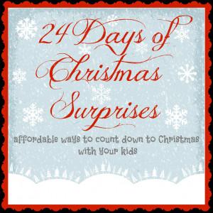 24 Days of Christmas Surprises