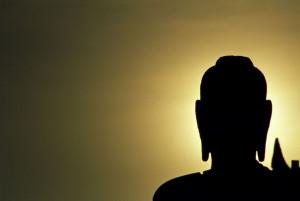 Peace of mind buddha