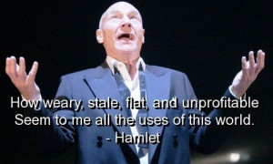 Hamlet, quotes, sayings, words, life