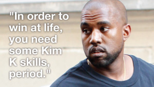 Kanye West Crazy Quotes
